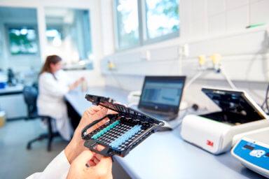 PCR am KIN